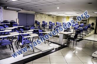 Ama University Class Room
