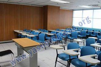 Ama University Classroom View