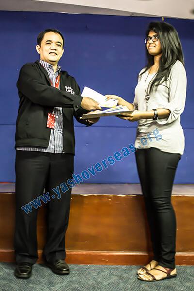Ama University Scholarship Student2