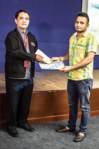 Ama University Scholarship Student3