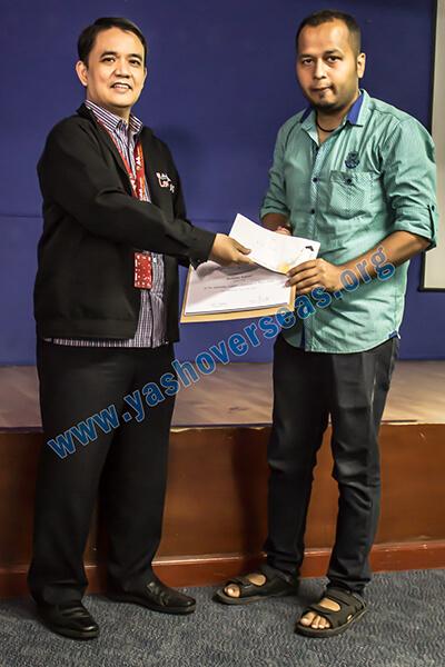 Ama University Scholarship Student5