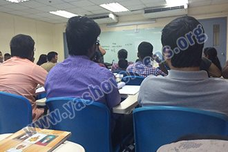 Ama University Students in Class Room