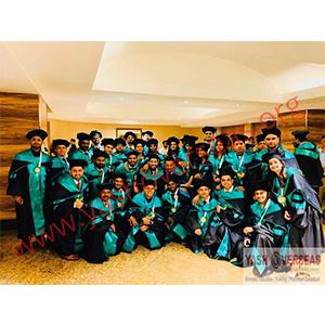 Ama University Students