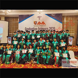 Ama University convocation