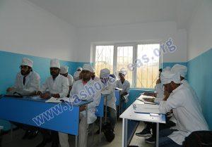 Asian Medical Institute classroom