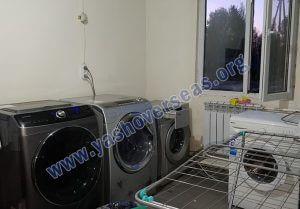 Asian Medical Institute laundry