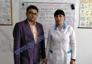 Asian Medical Institute with doctor