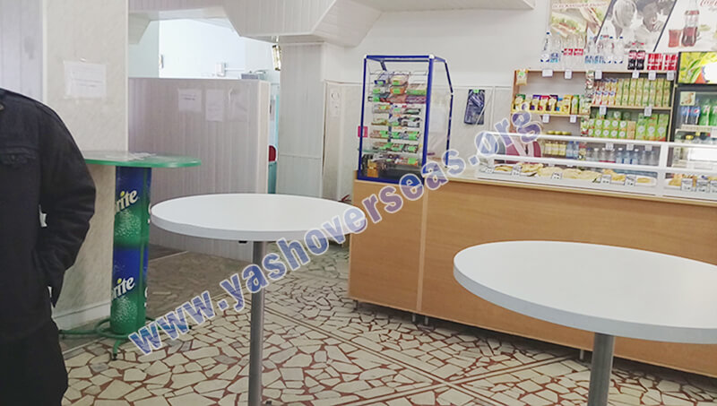 Chuvash State University Medical Academy canteen