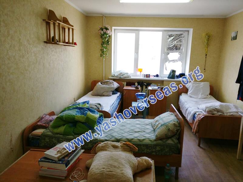 Chuvash State University Medical Academy hostel beds