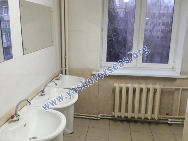 Chuvash State University Medical Academy hostel facility