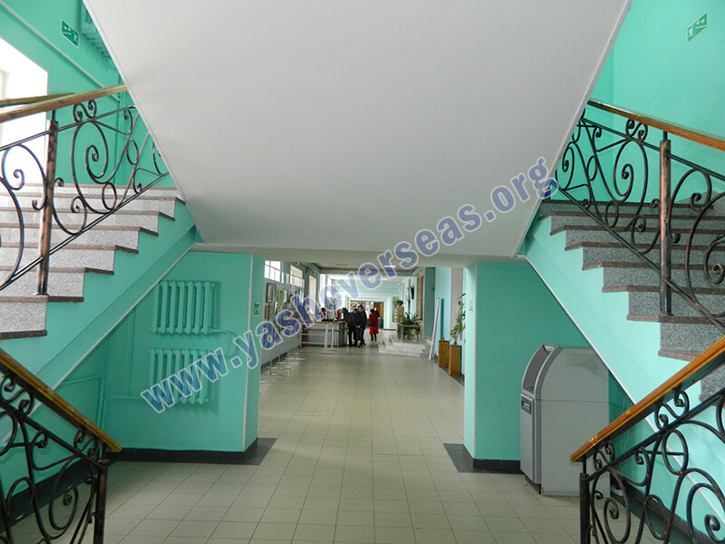 Chuvash State University Medical Academy innerview