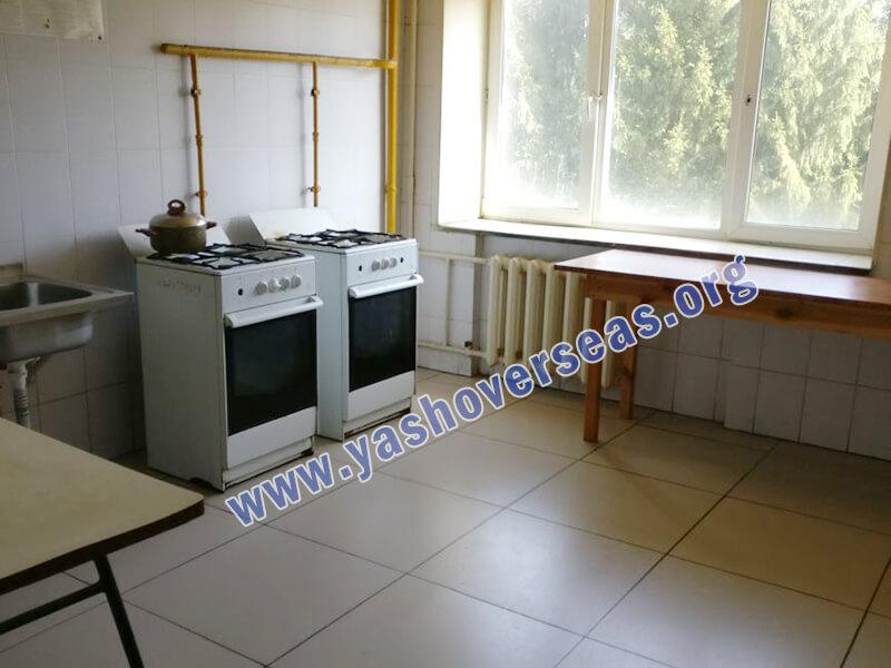 Chuvash State University Medical Academy laundry room