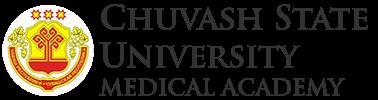 Chuvash State University logo