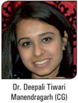 Dr Deepali Tiwari