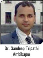 Dr Sandeep Tripathi