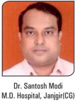Dr Santosh Modi