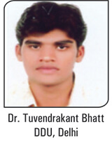 Dr Tuvendrakant Bhatt