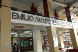 Emilio-Aguinaldo entrance room