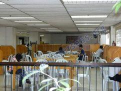 Emilio-Aguinaldo hall with chair
