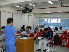 Emilio-Aguinaldo room with students