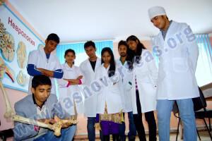 Jalalabad State Medical University activities