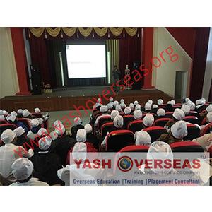 Jalalabad State Medical University conference hall