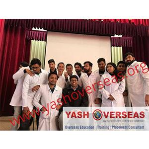 Jalalabad State Medical University group photo