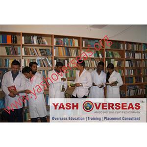 Jalalabad State Medical University library