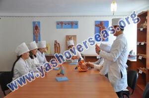 Jalalabad State Medical University practicle