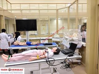 Kazan Federal University Practicle lab
