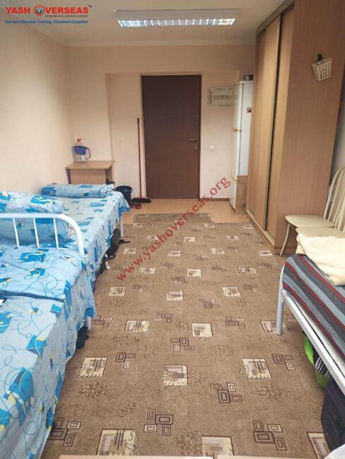 Kuban State Medical University bed
