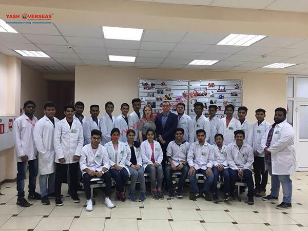 Kuban State Medical University doctors