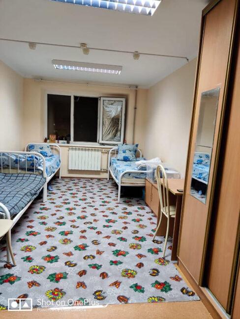Kuban State Medical University room storage