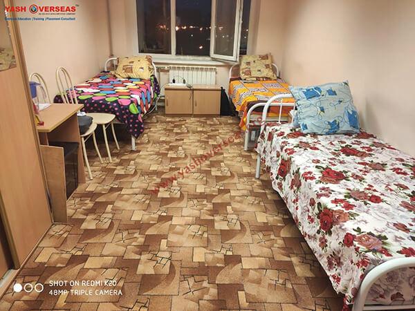 Kuban State Medical University view