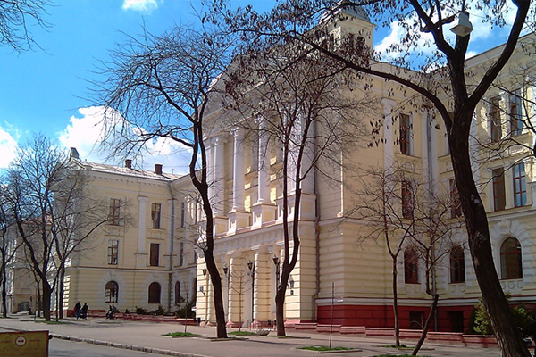 Mbbs in ukrain university campus