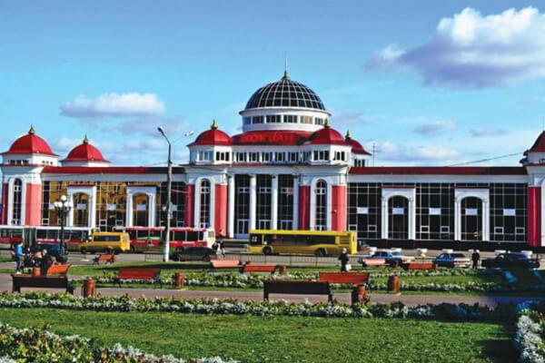 Mordovia State University building