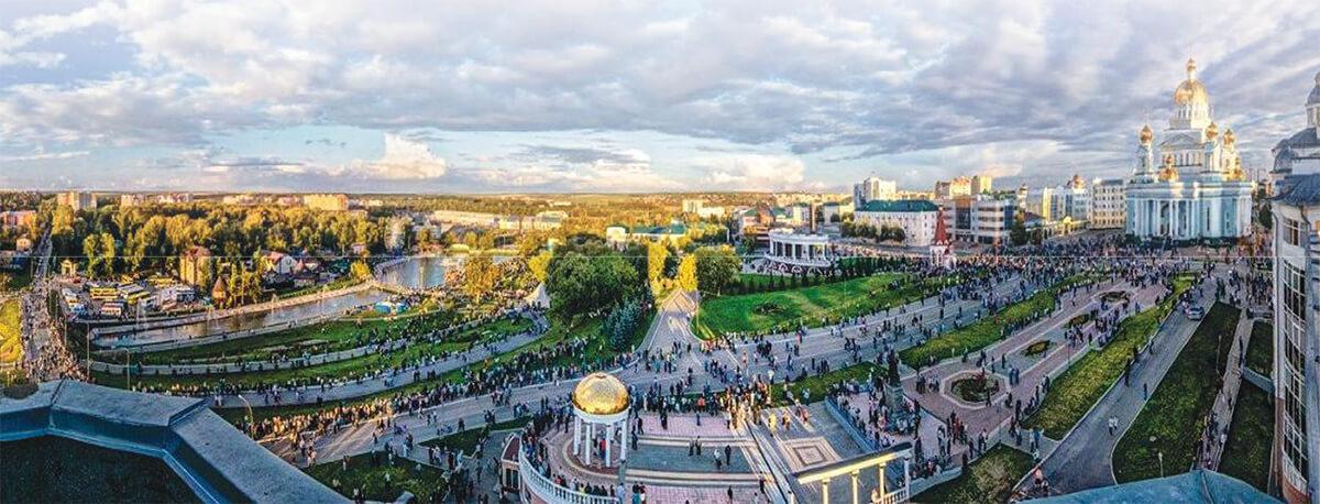 Mordovia State University view