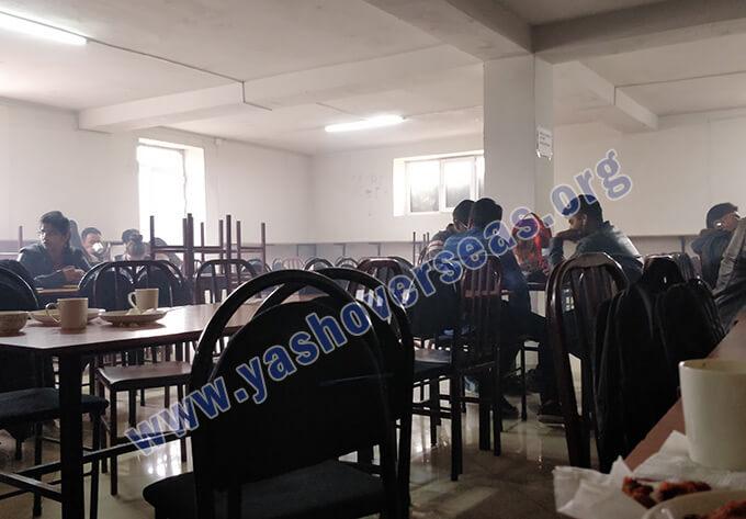 OSH State University canteen