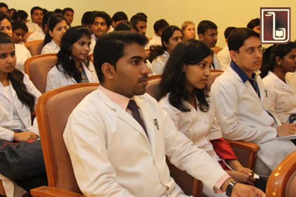 Odesa National Medical University students