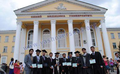 Semey state medical university kazakhstan consultancy
