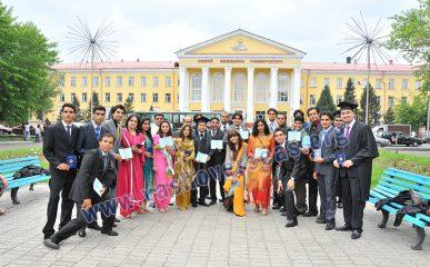 Semey state medical university kazakhstan team