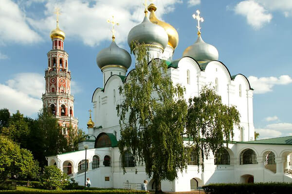 Smolensk city Cathedral
