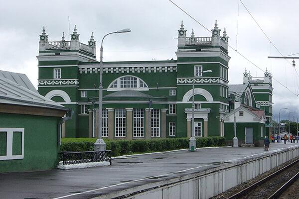Smolensk city station