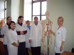 Smolensk student lab practicle