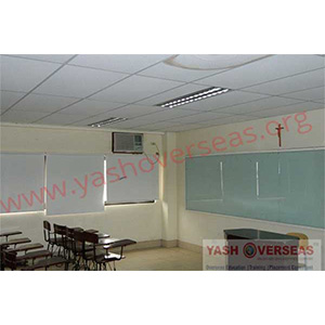 University of perpetual help system Classroom