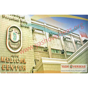 University of perpetual help system building front photo