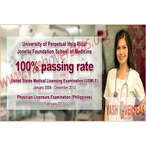University of perpetual help system passing rate