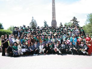 Volgograd Medical University group photo