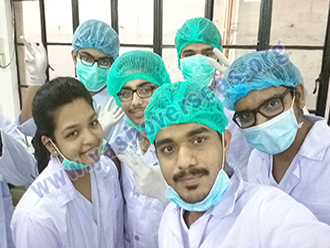 fatima university Students Selfies