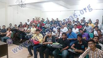 fatima university class room